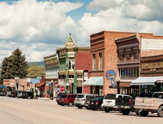 Philipsburg, Southwest Montana